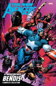 New Avengers by Brian Michael Bendis-The Complete Collection v02 2017 Digital Zone