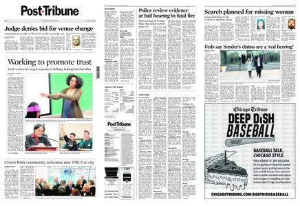 Post-Tribune – April 13, 2019