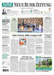 NRZ Neue Ruhr Zeitung Essen-Postausgabe - 06. September 2018
