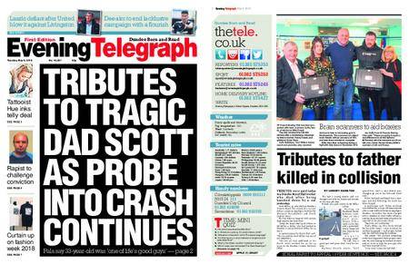 Evening Telegraph First Edition – May 08, 2018