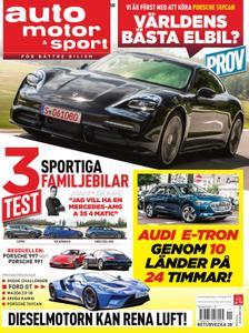Auto Motor & Sport – 04 september 2019