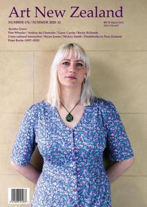Art New Zealand - October 2020