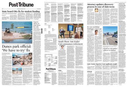 Post-Tribune – September 03, 2020