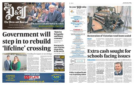 The Press and Journal Moray – September 04, 2019
