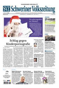 Schweriner Volkszeitung Hagenower Kreisblatt - 06. Dezember 2018