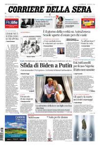 Corriere della Sera - 18 Marzo 2021