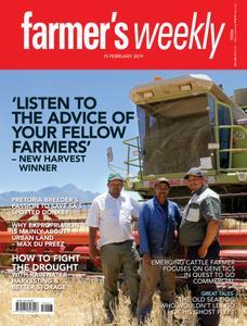 Farmer's Weekly - 15 February 2019