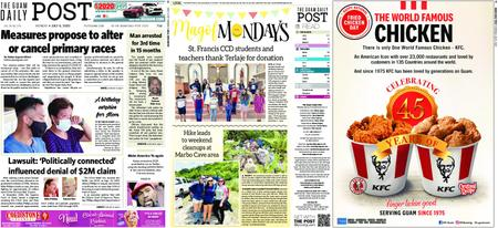The Guam Daily Post – July 06, 2020