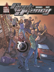 Geek Agency - Tome 1 - Resident Geek