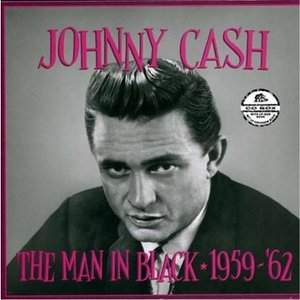 Johnny Cash - The Man In Black, 1959-1962 (1991) [5CD]    re-up 