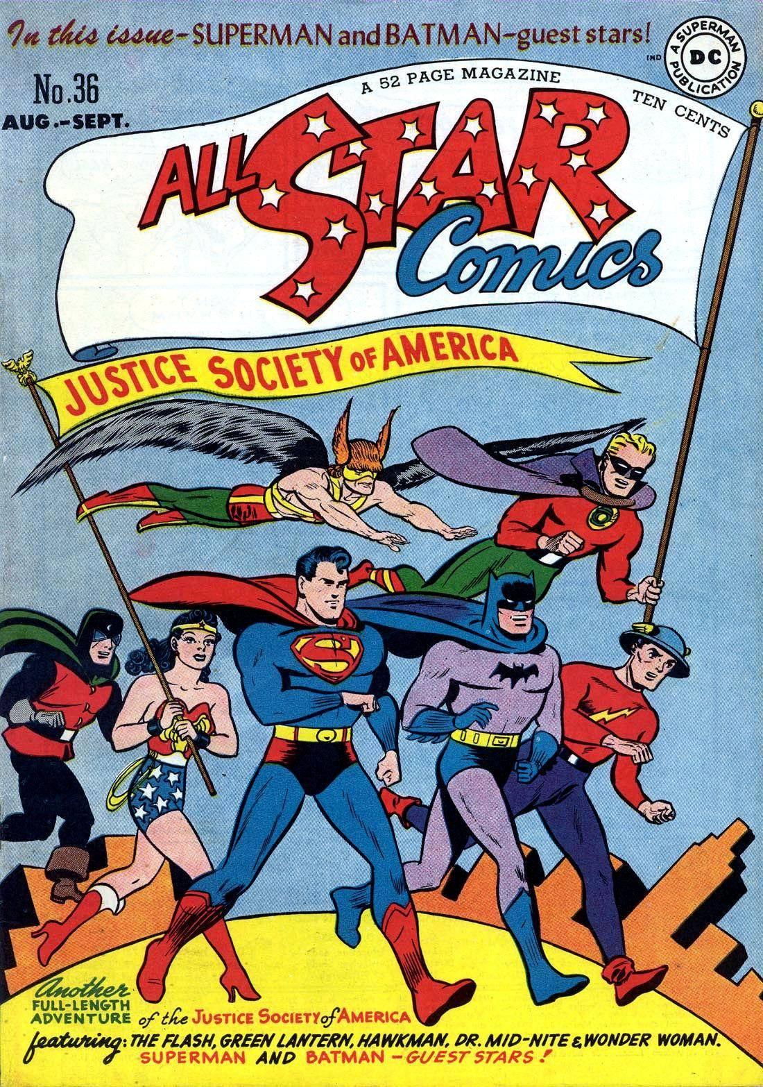 All-Star Comics 036 1947