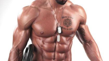 MuscleBuilding Fat Loss Cutting Lean Gain Model Fitness 7in1