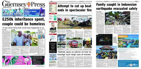 The Guernsey Press – 08 August 2018