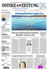 Ostsee Zeitung Wolgast - 22. März 2018
