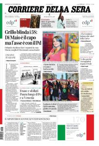 Corriere della Sera - 24 Novembre 2019
