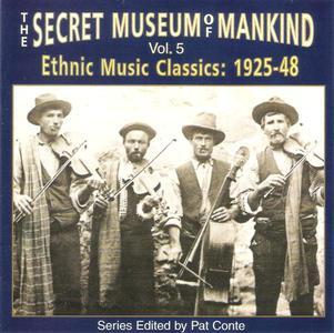 VA - The Secret Museum of Mankind, Vol. 5: Ethnic Music Classics 1925-48 (1998)