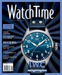 WatchTime - June 2021