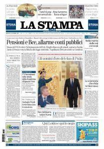 La Stampa Imperia e Sanremo - 26 Ottobre 2017