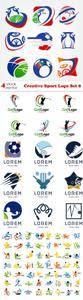 Vectors - Creative Sport Logo Set 8