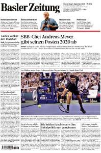 Basler Zeitung - 5 September 2019
