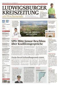 Ludwigsburger Kreiszeitung - 16. Dezember 2017