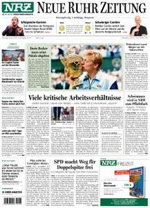 NRZ Neue Ruhr Zeitung Essen-Postausgabe - 25. Juni 2019