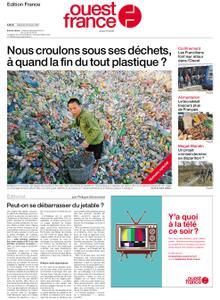 Ouest-France Édition France – 20 mars 2021