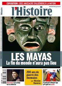 L'Histoire N°382 - Décembre 2012