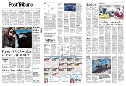 Post-Tribune – October 09, 2020