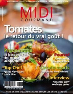 Midi Gourmand - Été 2016