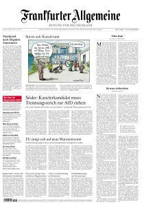 Frankfurter Allgemeine Zeitung - 18 Februar 2020