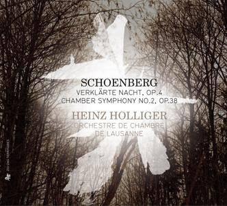 Heinz Holliger - Schoenberg: Verklarte Nacht Op. 4, Chamber Symphony No. 2 Op. 38 (2013) [Official Digital Download 24/88.2]