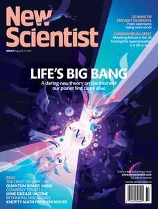 New Scientist - August 08, 2020