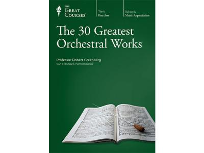 The 30 Greatest Orchestral Works [repost]