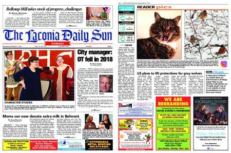 The Laconia Daily Sun – March 07, 2019