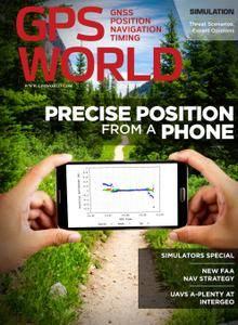 GPS World - November 2016