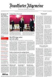 Frankfurter Allgemeine Zeitung F.A.Z. - 18. Dezember 2017