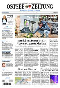 Ostsee Zeitung Wolgast - 23. Januar 2019