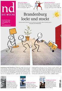 Neues Deutschland - 17 August 2019
