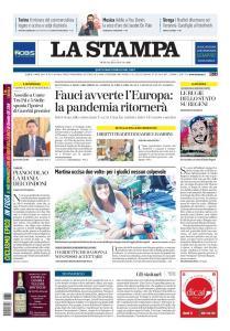 La Stampa Torino Provincia e Canavese - 10 Giugno 2020