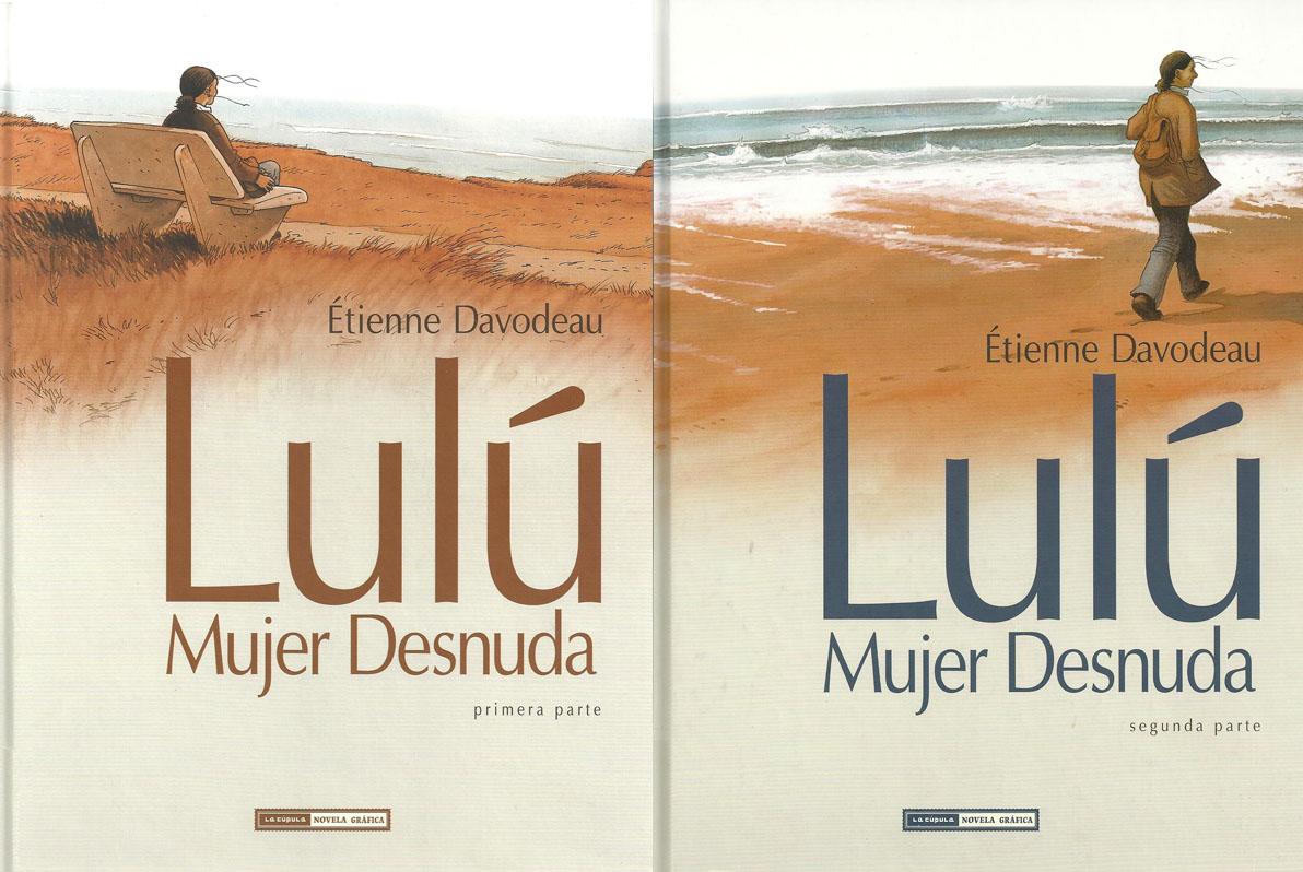 Lulú. Mujer Desnuda tomo 1 & 2