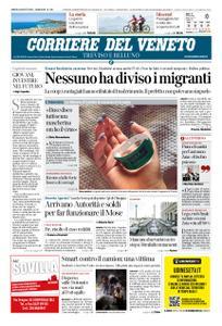 Corriere del Veneto Treviso e Belluno – 08 agosto 2020