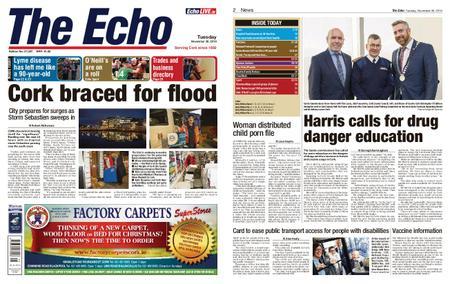 Evening Echo – November 26, 2019