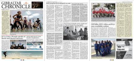 Gibraltar Chronicle – 12 May 2018