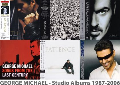 George Michael - Albums Collection 1987-2006 (10CD) Japanese Releases [Re-Up]