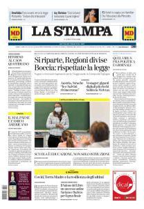 La Stampa Imperia e Sanremo - 18 Maggio 2020