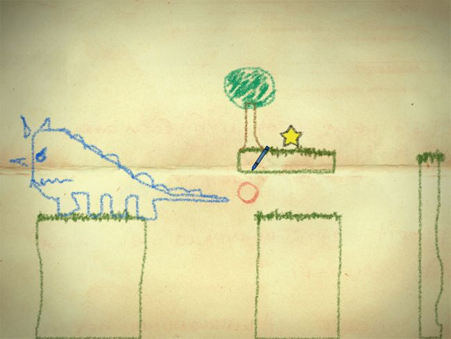 Crayon Physics Deluxe 55.4