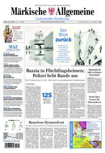 Märkische Allgemeine Luckenwalder Rundschau - 10. Mai 2019