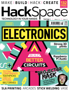 HackSpace - March 2020