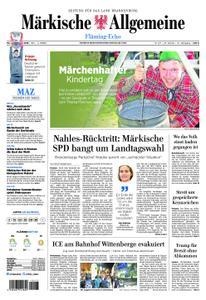 Märkische Allgemeine Fläming Echo - 03. Juni 2019